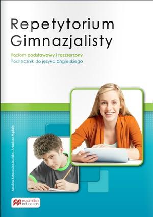 repetytorium gimnazjalisty podręcznik do języka angielskiego macmillan