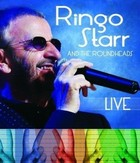 Ringo And The Roundheads (Blu-Ray) - Ringo Starr