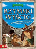 Rzymski wyścig PRACA ZBIOROWA - PRACA ZBIOROWA