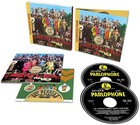 Sgt. Pepper`s Lonely Hearts Club Band (Deluxe Edition) 50th Anniversary Edition