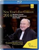 Silvesterkonzert in Berlin 31.12.2014 (Blu-Ray) Menahem Pressler