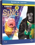 Sing 3D (Steelbook) - Garth Jennings