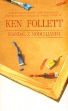 Skandal z Modiglianim (pocket) - Ken Follett