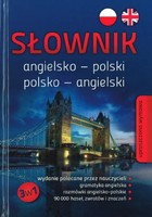 Słownik angielsko-polski polsko-angielski PRACA ZBIOROWA - PRACA ZBIOROWA