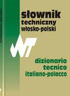 Słownik techniczny włosko-polski Sergiusz Czerni - Sergiusz Czerni