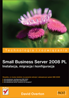 Small Business Server 2008 PL - David Overton