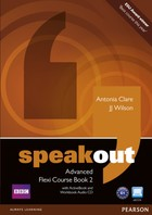 Speakout Advanced: Flexi Course Book 2. with ActiveBook Zeszyt ćwiczeń and Workbook Audio CD