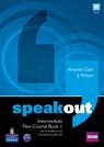 Speakout -Intermediate: Flexi Course Book 1. with ActiveBook Zeszyt ćwiczeń and Workbook Audio CD - Antonia Clare, J. J. Wilson