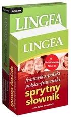 Sprytny słownik francusko-polski, polsko-francuski PRACA ZBIOROWA - PRACA ZBIOROWA