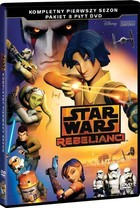 Star Wars: Rebelianci Sezon 1 - Simon Kinberg, Dave Filoni, Carrie Beck