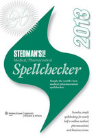 Stedman`s Plus Version Medical/Pharmaceutical Spellchecker (standard) 2013 - CD - PRACA ZBIOROWA