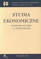 Studia ekonomiczne PRACA ZBIOROWA - PRACA ZBIOROWA