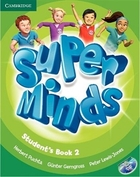 Super Minds 2. Student`s book Podręcznik + DVD - Herbert Puchta, Günter Gerngross, Peter Lewis-Jones