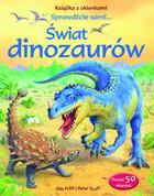 Świat dinozaurów. Książka z okienkami Alex Frith - Alex Frith