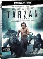 Tarzan: Legenda (4K Ultra HD) - David Yates