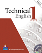 Technical English 1. Workbook (with key) Zeszyt ćwiczeń z kluczem + CD - Christopher Jacques
