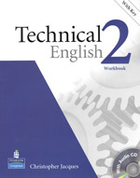 Technical English 2. Workbook (with key) Zeszyt ćwiczeń z kluczem + CD - Christopher Jacques