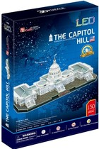 The Capitol Hill LED 3D -