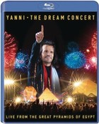 The Dream Concert: Live from the Great Pyramids of Egypt (Blu-Ray) - Yanni