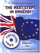 The next steps in English + CD i MP3 - PRACA ZBIOROWA