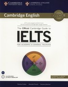 The Official Cambridge Guide to IELTS Student`s Book Podręcznik + DVD - PRACA ZBIOROWA
