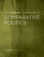 The Oxford Companion to Comparative Politics - Craig N. Murphy, Margaret E. Crahan