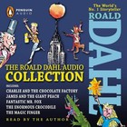 The Roald Dahl Audio Collection: Includes Charlie and the Chocolate Factory, James & the Giant Peach, Fantastic Mr. Fox, the Enormous Crocodile & the Magic Finger - Audiobook CD - Roald Dahl