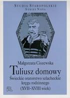 Tuliusz domowy Małgorzata Ciszewska - Małgorzata Ciszewska
