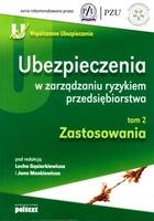 UBEZPIECZENIA W ZARZĄDZANIU RYZYKIEM PRZEDSIĘBIORSTWA Jan Monkiewicz - Jan Monkiewicz