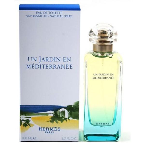 Hermes un jardin en mediterranee woda toaletowa 100 ml - Un jardin mediterranee ...