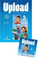 Upload 3 Student`s Book + Workbook + ieBook (International) - Virginia Evans, Jenny Dooley