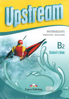 Upstream -Intermediate B2. Student`s Book Podręcznik - Virginia Evans, Lynda Edwards