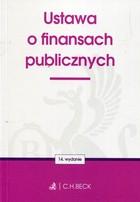 Ustawa o finansach publicznych Aneta Flisek - Aneta Flisek