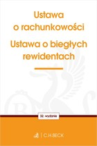Ustawa o rachunkowości oraz ustawa o biegłych rewidentach Aneta Flisek - Aneta Flisek