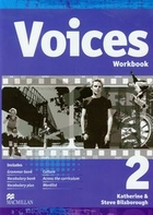 Voices 2. Workbook Zeszyt ćwiczeń - Katherine Bilsborough, Steve Bilsborough