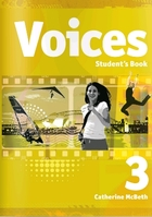 Voices 3. Student`s Book Podręcznik + CD - Catherine McBeth