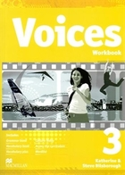 Voices 3. Workbook Zeszyt ćwiczeń + CD - Catherine McBeth