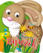 Wielkanocny zajączek Urszula Kozłowska - Urszula Kozłowska