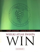 WIELKI ATLAS ŚWIATA WIN - Hugh Johnson