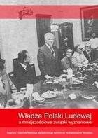 Władze Polski Ludowej a mniejszościowe związki wyznaniowe Tadeusz J. Zieliński - Tadeusz J. Zieliński