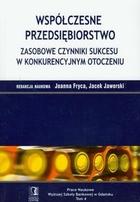 Współczesne przedsiębiorstwo Joanna Fryca - Joanna Fryca