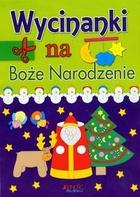 Wycinanki na Boże Narodzenie PRACA ZBIOROWA - PRACA ZBIOROWA