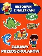 Zabawy przedszkolaków PRACA ZBIOROWA - PRACA ZBIOROWA