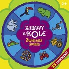 Zabawy w kole. Zwierzęta świata Krystyna Bardos - Krystyna Bardos