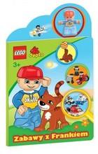 Zabawy z Frankiem. Lego Duplo PRACA ZBIOROWA - PRACA ZBIOROWA