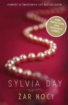 Żar nocy Sylvia Day - Sylvia Day