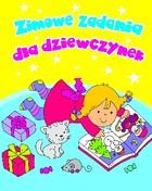 Zimowe zadania dla dziewczynek Anna Wiśniewska - Anna Wiśniewska