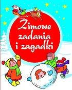 Zimowe zadania i zagadki Anna Wiśniewska - Anna Wiśniewska