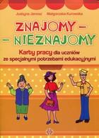 Znajomy - Nieznajomy Justyna Janosz - Justyna Janosz