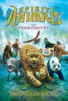 Zwierzoduchy Spirit Animals - mobi, epub - Brandon Mull